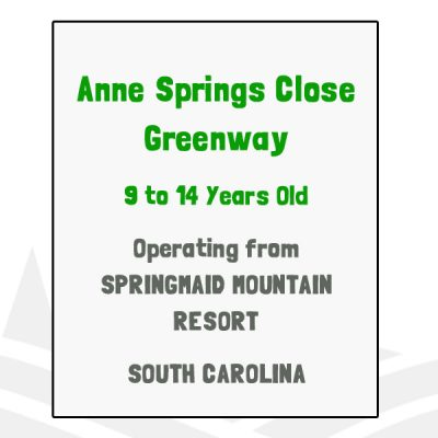 Anne Springs Close Greenway - SC