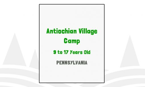Antiochian Village Camp - PA