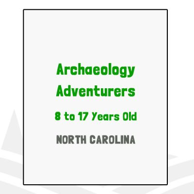 Archaeology Adventurers - NC