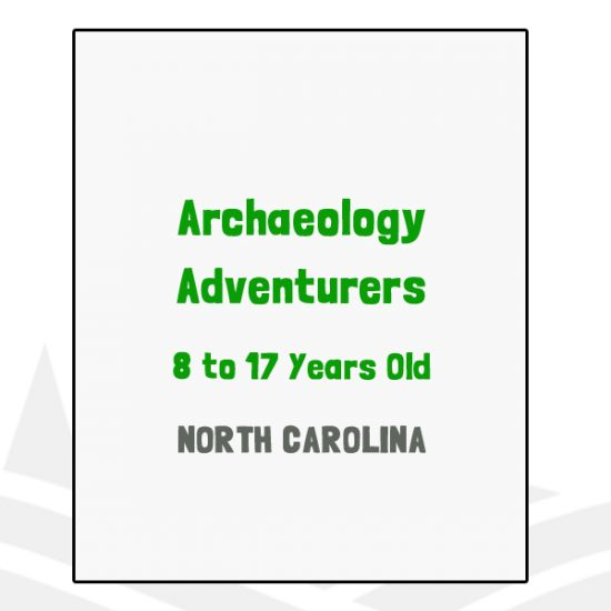 Archaeology Adventurers - NC
