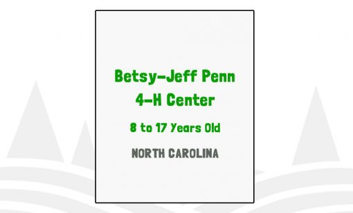 Betsy-Jeff 4-H Center - NC