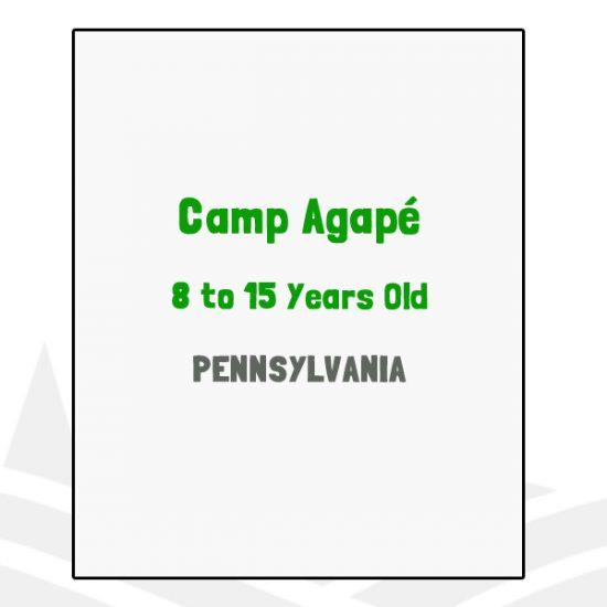 Camp Agape - PA