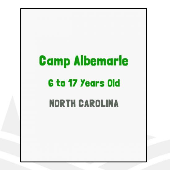 Camp Albemarle - NC