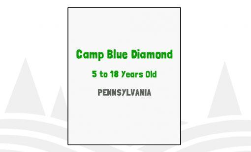 Camp Blue Diamond - PA