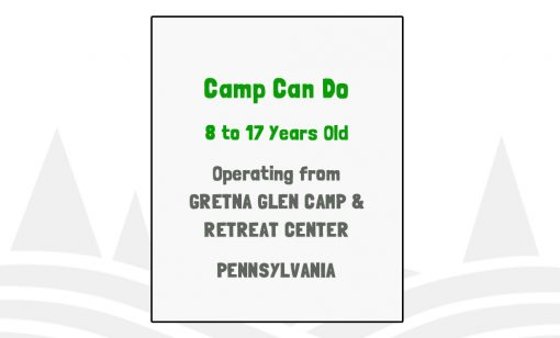 Camp Can Do - PA