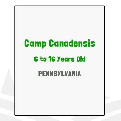 Camp Canadensis - PA