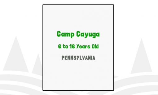 Camp Cayuga - PA