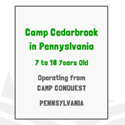 Camp Cedarbrook in Pennsylvania - PA