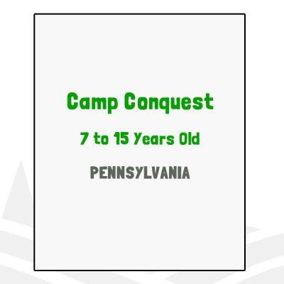 Camp Conquest - PA