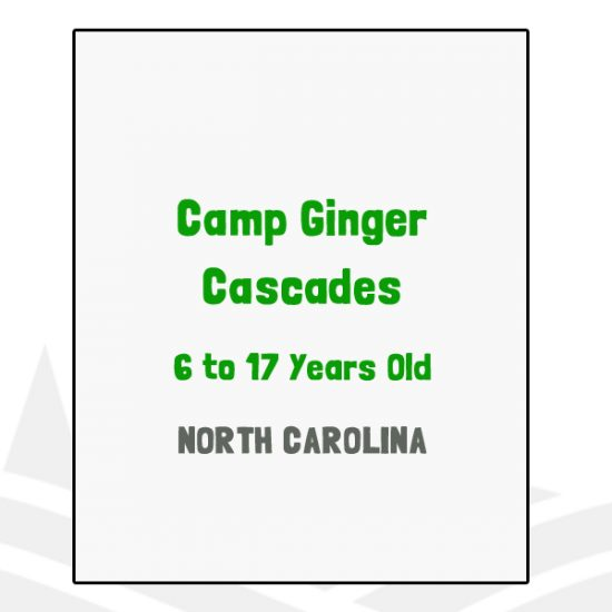 Camp Ginger Cascades - NC