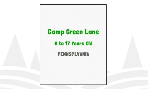 Camp Green Lane - PA