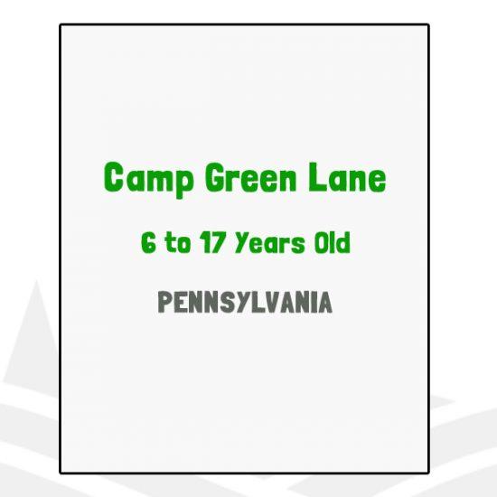 Camp Green Lane - PA
