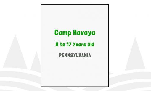 Camp Havaya - PA