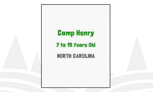 Camp Henry - NC