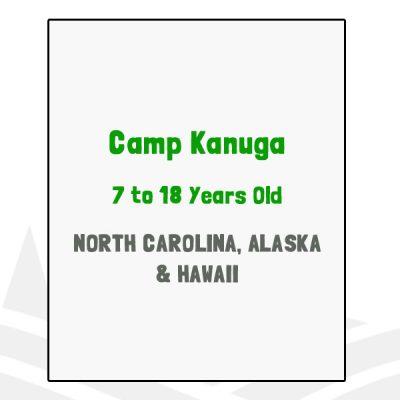 Camp Kanuga - NC