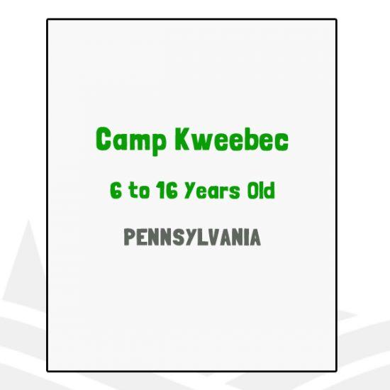 Camp Kweebec - PA