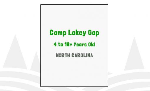 Camp Lakey Gap - NC