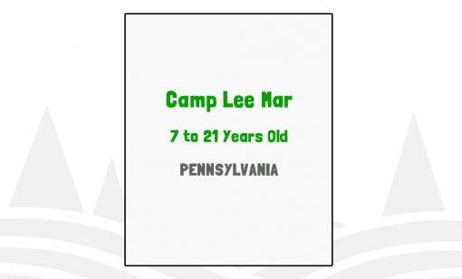 Camp Lee Mar - PA