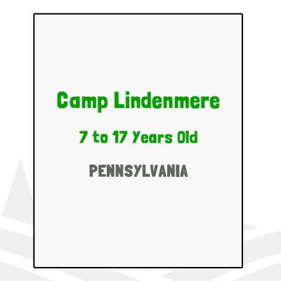 Camp Lindenmere - PA