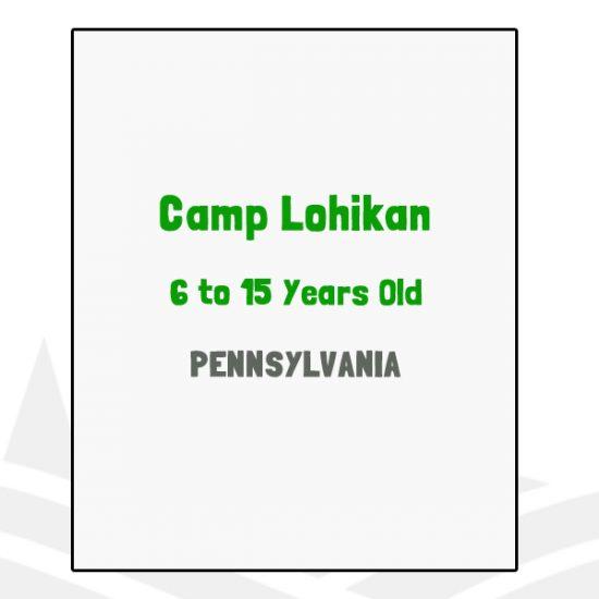 Camp Lohikan - PA