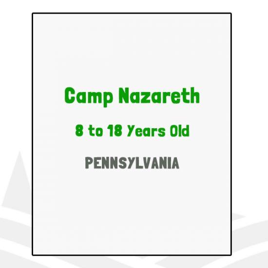 Camp Nazareth - PA