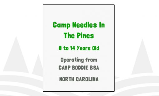 Camp Needles in the Pines - NC