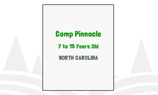 Camp Pinnacle - NC