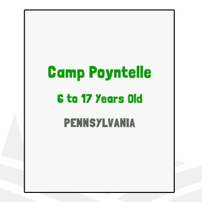 Camp Poyntelle - PA