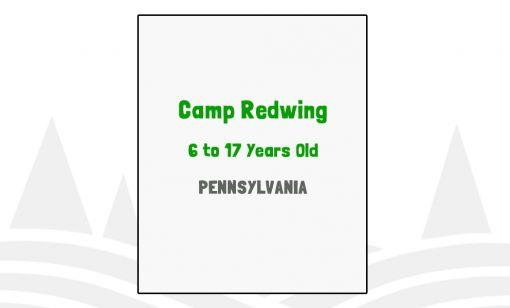 Camp Redwing - PA