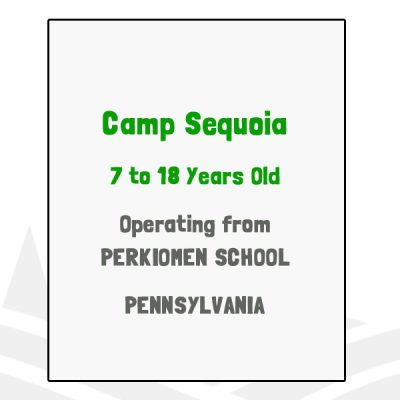 Camp Sequoia - PA