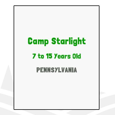 Camp Starlight - PA