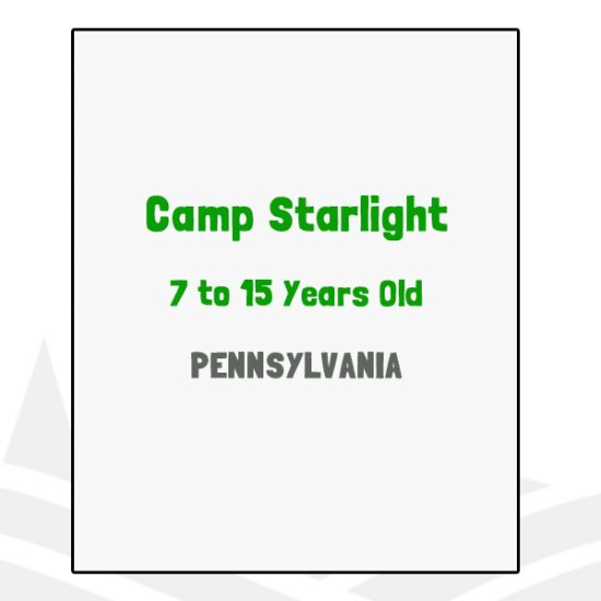 Camp Starlight - PA