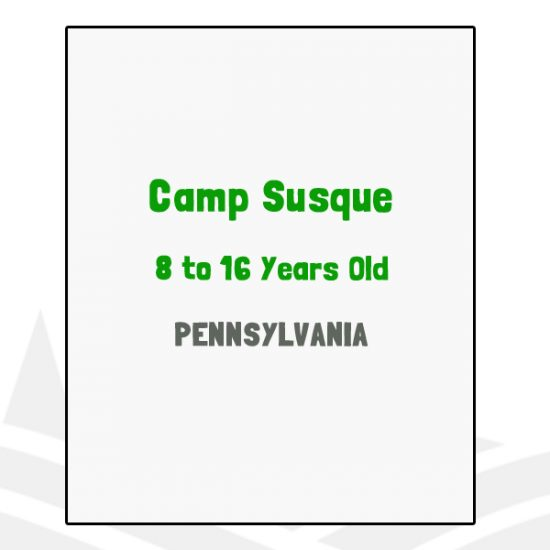 Camp Susque - PA
