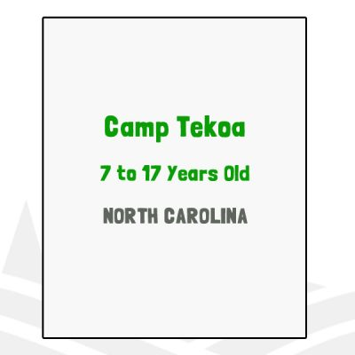 Camp Tekoa - NC