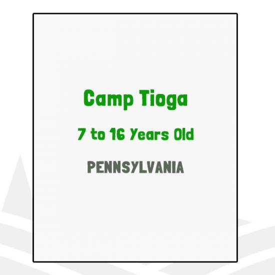Camp Tioga - PA