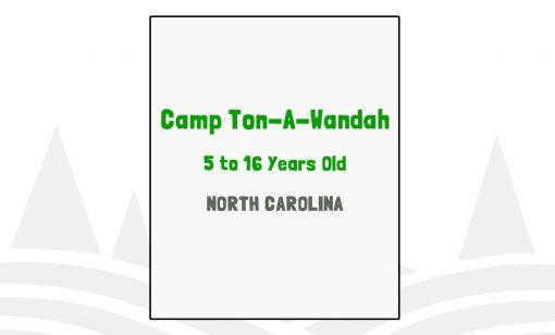 Camp Ton-A-Wandah - NC