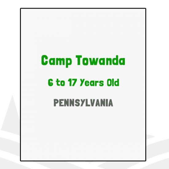 Camp Towanda - PA