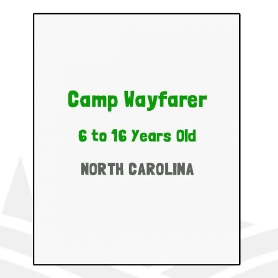 Camp Wayfarer - NC