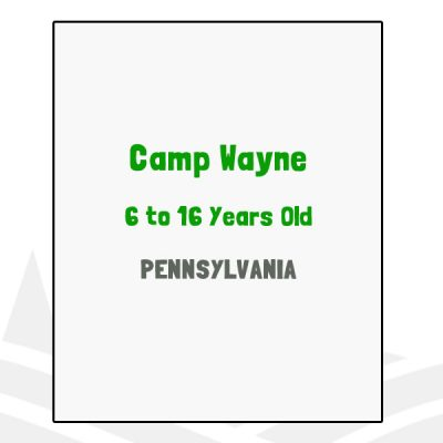 Camp Wayne - PA