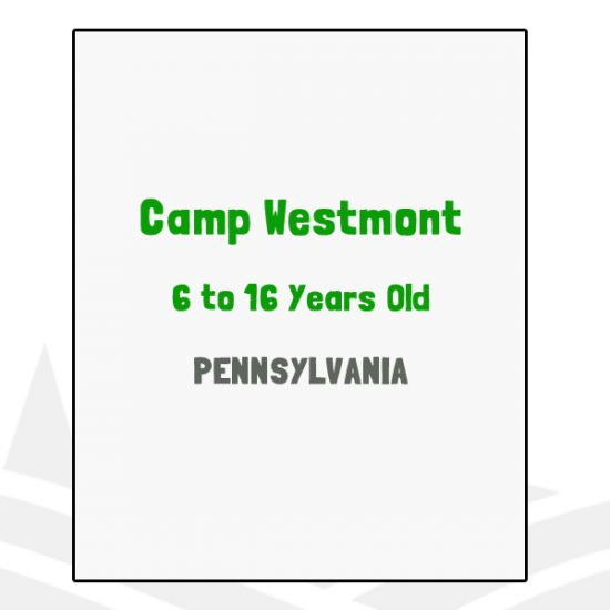 Camp Westmont - PA