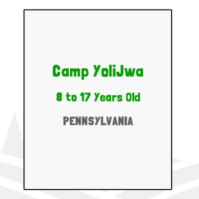 Camp YoliJwa - PA