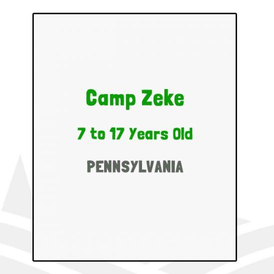 Camp Zeke - PA