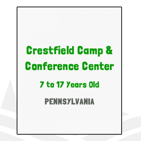 Crestfield Camp & Conference Center - PA
