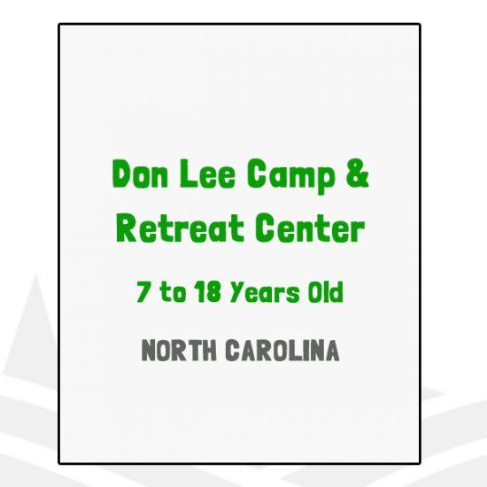 Don Lee Camp & Retreat Center - NC