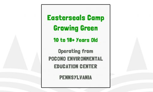 Easterseals Camp Growing Green - PA