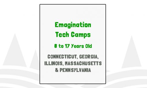 Emagination Tech Camps - CT, GA, IL, MA, PA