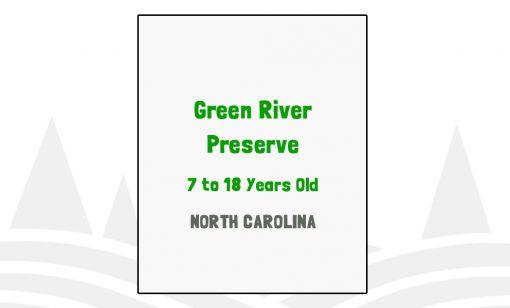 Green River Preserve - NC