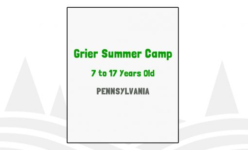 Grier Summer Camp - PA