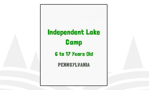 Independent Lake Camp - PA