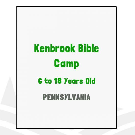 Kenbrook Bible Camp - PA